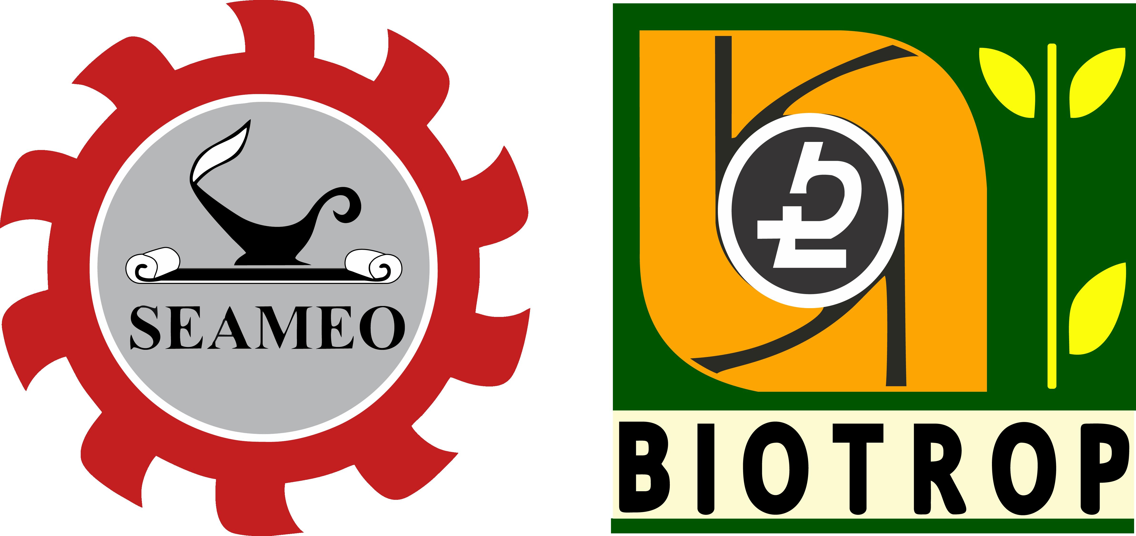 logo biotrop, BIOTROP logo