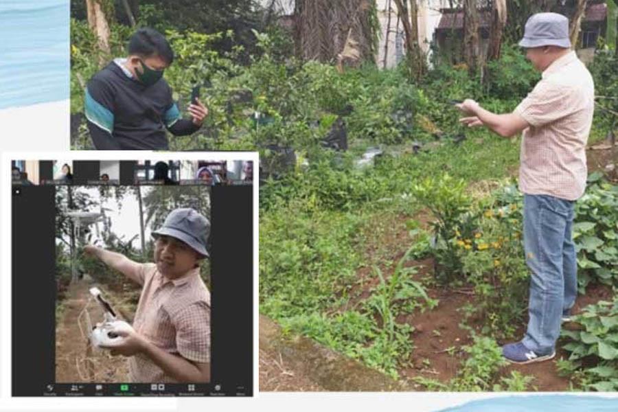 BIOTROP Shares Geospatial Knowledge to SMARTS-BE Program Participants