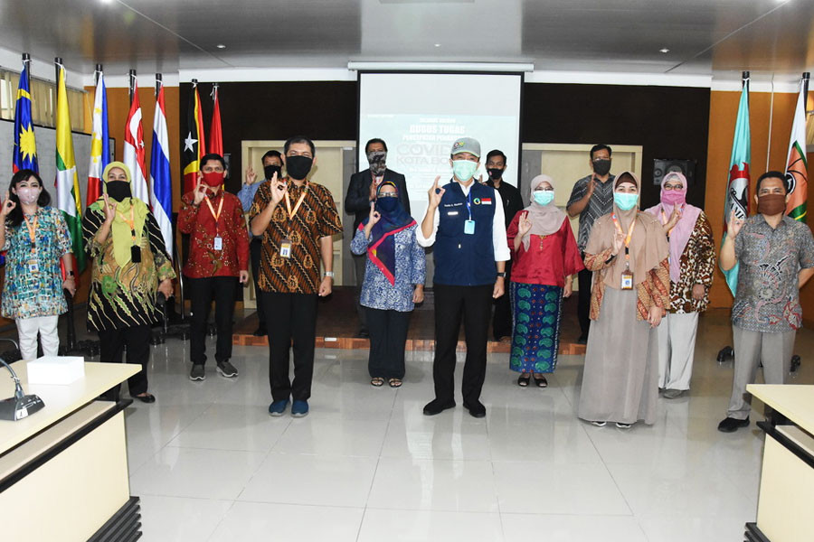 Socialisation of Covid-19 Pandemic Management by Bogor City's Covid-19 Task Force